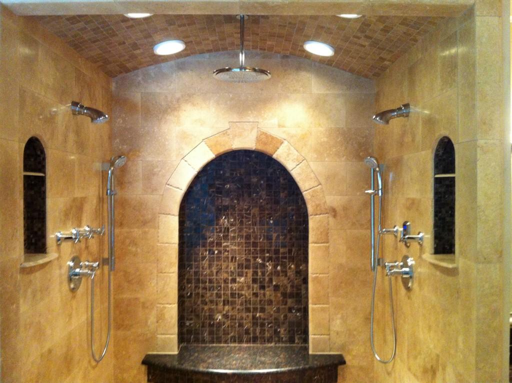 Lawrenceville bathroom remodel