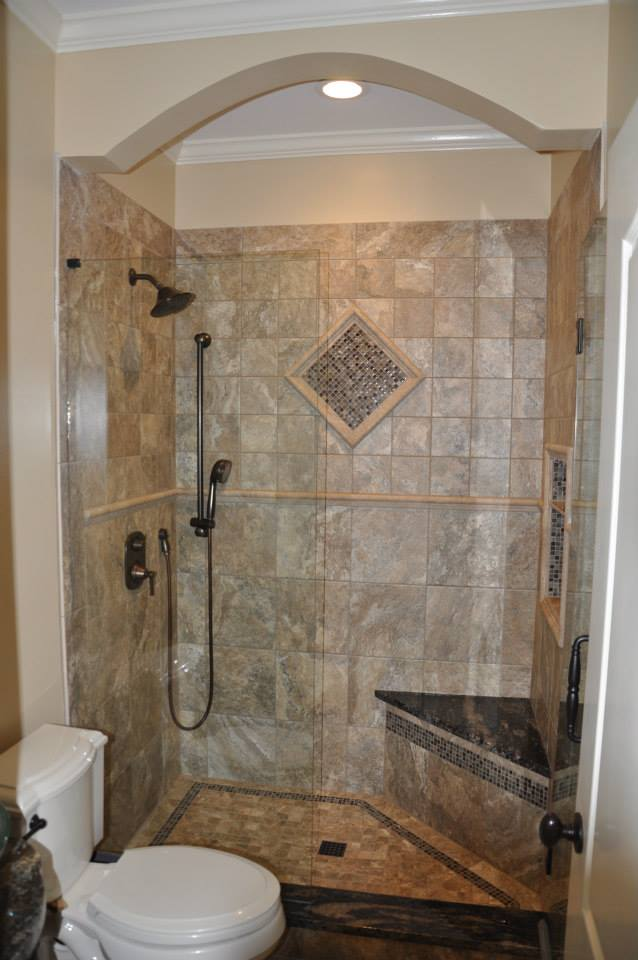 Guest bath remodel in Lawrenceville Plumber