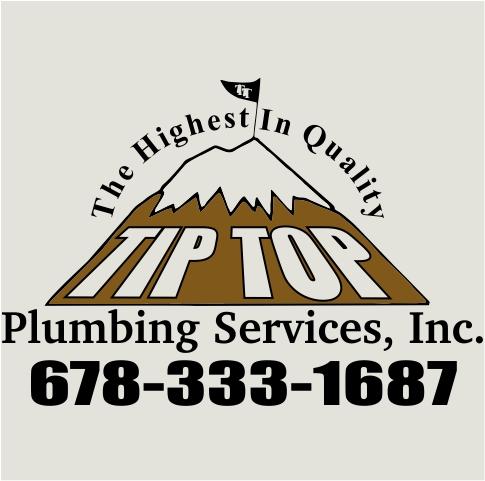 Tiptop Plumbing Services,Inc. Loganville Plumber in Loganville
